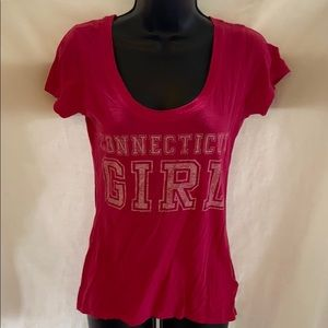 Ladies/Juniors Size xsmall tee, by Express
